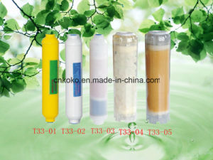 10′ T33 Carbon Water Cartridge Filter pictures & photos