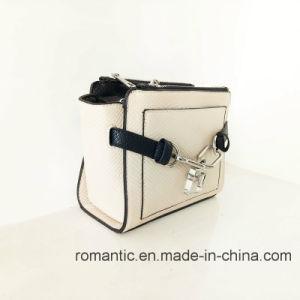 Classical Fashion Design Lady PU Snake Handbags (NMDK-052503) pictures & photos