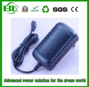 100V-240V Smart AC/DC Adapter for Recharger Battery About 21V1000mA Battery Charger pictures & photos