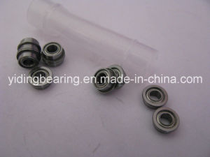 Yd Brand Flange Ball Bearing F608zz 8*22*7mm Metric Flanged Bearing pictures & photos