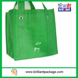 Customized Promotional Eco-Friendly PP Nonwoven Shopping Tote Bag pictures & photos