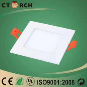 High Quality Ctorch LED Square Panel Light 24W with Ce&RoHS pictures & photos