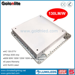 130lm/W Recessed 60W LED Canopy Light Gas Station Gas Station LED Lighting Fixture pictures & photos