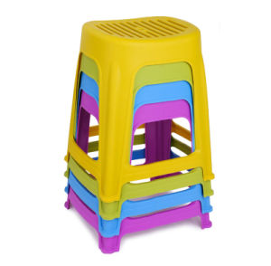 Luxuy New Design Practical for Sale Plastic Stool Price pictures & photos