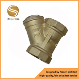 "Oil Water Gas Brass Filter with Dn50 2""Inch pictures & photos"