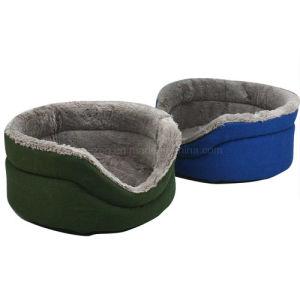 More Colors Circular Pet Sofa/Cat Bed/House (KA0094) pictures & photos