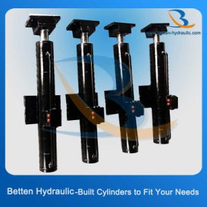 Miniature Piston Rod Outrigger Hydraulic Cylinder Sales pictures & photos