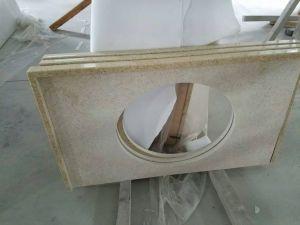 Artificial Quartz Stone for Kitchen Countertop & Vanity Top pictures & photos