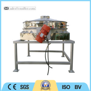 380V 3phase Grain Powder Rotary Vibrating Screen pictures & photos