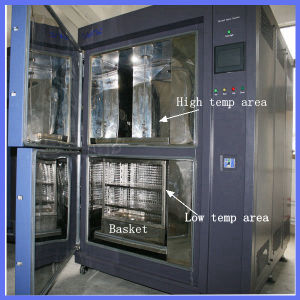 Universal Used Hot Cold Impact Test Chamber Promotion pictures & photos