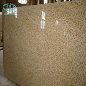 Misty Yellow Beige Granite G682 Tiles Slabs pictures & photos