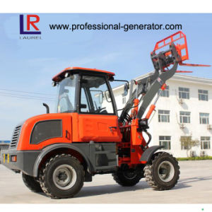 Ce Approved Mini Front End Wheel Loader pictures & photos