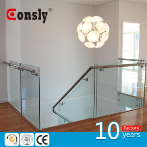 Designed Interior Tempered Glass Railing for Handrail System pictures & photos