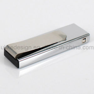 Free Logo Print Metal USB Flash Driver (UL-M052) pictures & photos