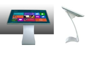 "Full HD Stand 42"" LCD Advertising Touch Screen Display Stand Shopping Mall Kiosk pictures & photos"