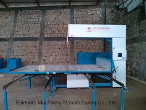Fully Automatic Vertical Machine for Cutting Sponge Polyurethane Foam