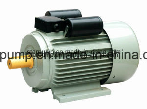 10HP Iron Casting Single Phase Electric Motor pictures & photos