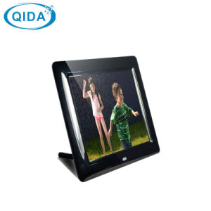Digital Photo Frame with Wall Mount Bracket pictures & photos