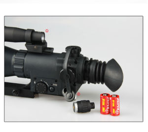 27-0009 Tactical Airsoft Hunting Aries Infrared 2.5X Night Vision Rifle Scope Monocular IR Goggles pictures & photos