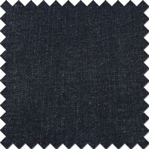 Novelty Black Cotton Viscose Spandex Denim Fabric