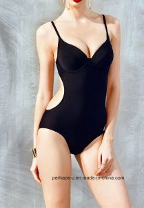 Custom Women Sexy Swimwear with European American Style pictures & photos