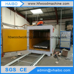 Short Drying Time for Wood Drying Machine with SGS pictures & photos