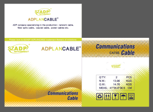 Hotsale FTP CAT6 Ethernet Networking Cable Hcca Conductomer Pass Fluke Test pictures & photos