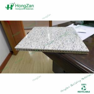 Lightweight Granite Stone Honeycomb Panel for Lobby, Elevator, Dining Room pictures & photos