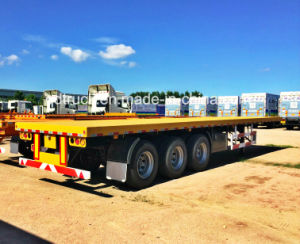 Hot Sale! 40ft Container Trailer Truck pictures & photos