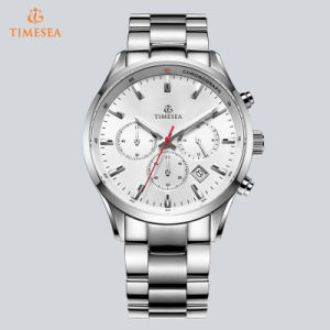 Fashion Brand Wrist Watch High Quality Functional Chronograph Watch 72847 pictures & photos