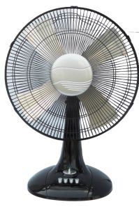 """Good Quality 16"""" Oscillating Desk Fan/Table Fan with Aluminum Blade pictures & photos"""
