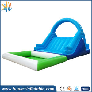 Small Size Inflatable Slide, Mini Indoor Inflatable Slide, Indoor Inflatable Slide with Pool