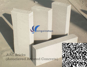 AAC Wall Blocks for Autoclaved Aerated Concrete Blocks pictures & photos