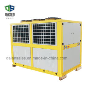 6.5rt Box Type Water Cooled Low-Tempt Water Chiller pictures & photos