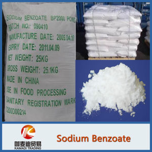 Sodium Benzoate for Food Grade Sodium Benzoate Price pictures & photos