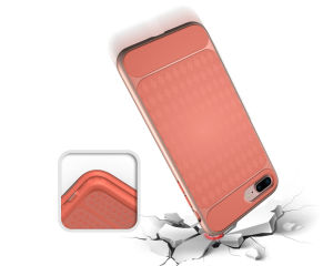 TPU PC Combo Hybrid Cell Phone Case for iPhone 7 6 Plus Samsung S8 S8 Plus A7 J7 pictures & photos