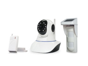 WiFi IP Camera Video Alarm System for Home Protection pictures & photos