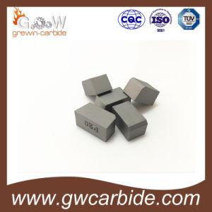 Cemented Carbide Brazed Tips C10 C12 C16 A10 A16 A20 pictures & photos