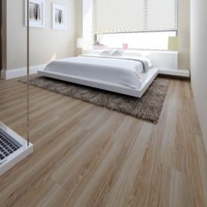 Soundproof Durable WPC Vinyl Click Flooring pictures & photos