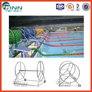 Swimming Pool Accessories Swimming Pool Roller Cover Lane Rope Reel pictures & photos
