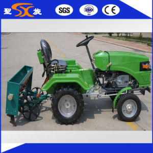 Mini/Walking Farm 2WD Wheel Tractor with Lowest Price pictures & photos