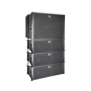 EV281 EV118s Dual 8 Inch Line Array System Neodymium Sound System (TACT) pictures & photos