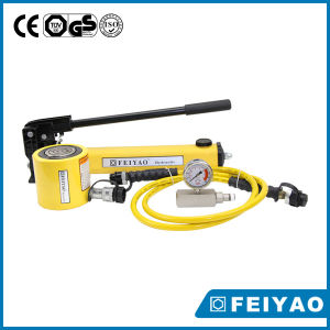 Low Height Mini Single Acting Car Lift Hydraulic Cylinder Jack Fy-Rcs pictures & photos