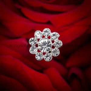 Wedding Flower Pin Rhinestones Crystal Bouquet Jewelry pictures & photos