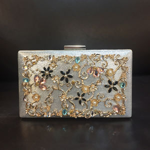 Ladies Party Fashion Accessories Evening Clutch Bag for Women Eb785 pictures & photos