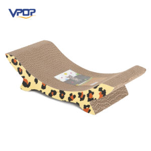 Wholesale Pet Bed Recycle Paper Cat Scratcher Lounge for Sleeping
