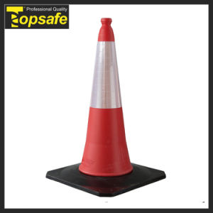 (S-1217) HDPE Road Traffic Cone pictures & photos