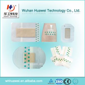 Transparent Wound Dressing with Pad pictures & photos