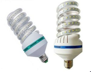 Full Spiral LED Corn Lamp3w-25W LED Bulb Light pictures & photos