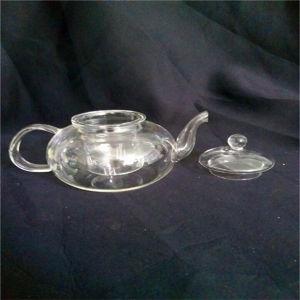 Good Quality Hot Sales Pyrex Glass Tea Pot Hand pictures & photos